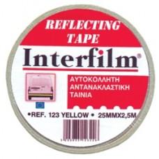 Αντανακλαστική ταινία TIR-25 WHITE