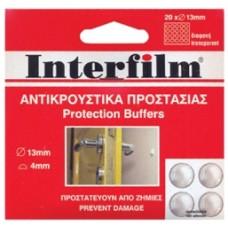 Αντικρουστικά προστασίας 13mm