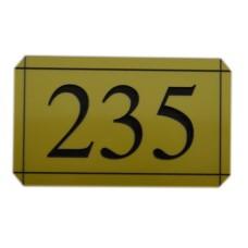 Νούμερα δωματίων ξενοδοχείων PE-201